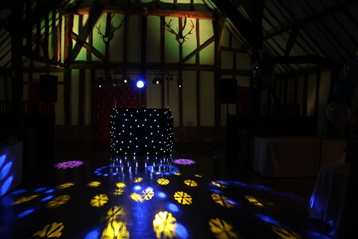 Mobile Disco & Wedding DJ in Hertfordshire